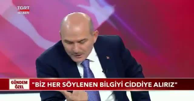 İçişleri Bakanı Süleyman Soylu: Selefi örgütleri 1-1,5 yıldır takip ediyoruz