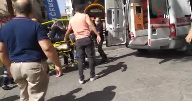 İş yeri sahibi çalışanı tarafından vuruldu