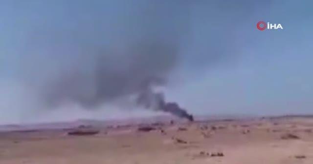 Libya'da paralı Rus askerlerini taşıyan helikopter düştü: 4 ölü