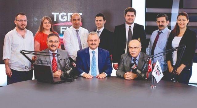 TGRT FM İstanbul'da artık 93.2'de