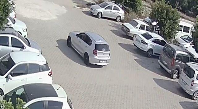 Adana'da, morgda cenaze bekleyen çiftin otomobilindeki külçe altınlar çalındı