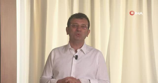 Ekrem İmamoğlu'ndan sağlık durumuna ilişkin ilk açıklama