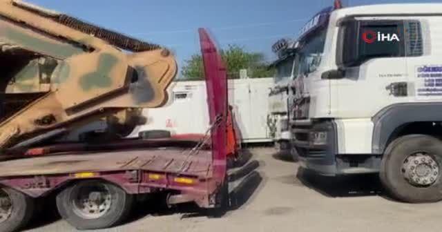 Gürcistan sınırından Türk tırlarının geçişine izin verilmiyor