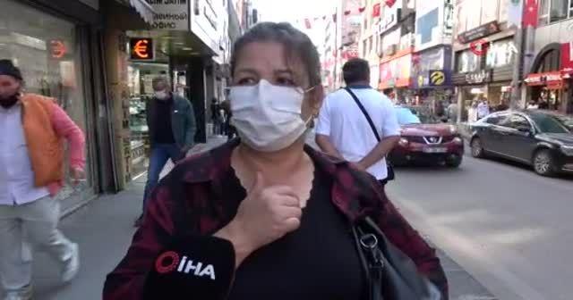 Maske takan gençten maske takmayan gençlere tepki: Yasak gelmesi lazım