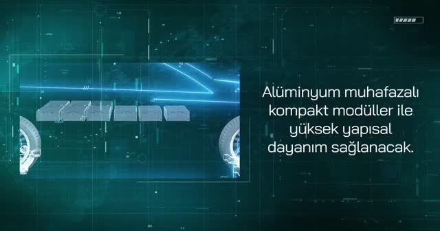TOGG yerli otomobilin bataryasının ayrıntılarını açıkladı