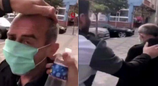 Yaşlı adama maske takıp, başına kolonya dökmüşlerdi.. istenen ceza belli oldu