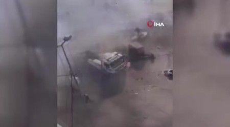 Bağdat kent merkezinde patlama!