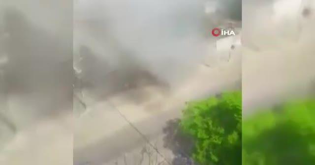 İsrail, yaralılara yardım eden sivilleri hedef aldı