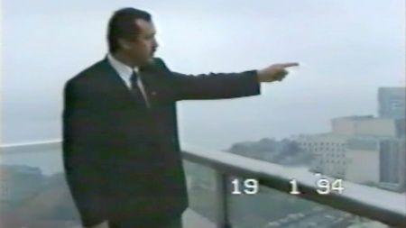 Cumhurbaşkanı Erdoğan 24 yıl önce Taksim Camii'nin yerini böyle gösterdi