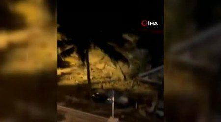 Florida'da çok katlı bina kısmen çöktü