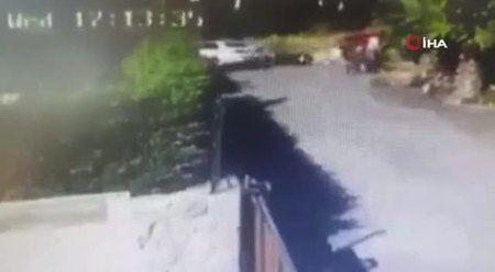 Şehit edilen polisin çatışma görüntüleri ortaya çıktı