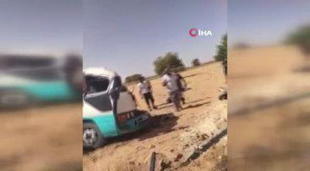 Cezayir'de feci kaza! Çok sayıda ölü var