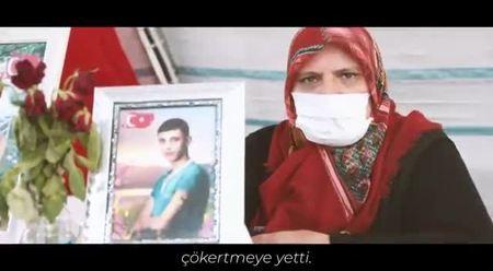 Erdoğan'dan, Diyarbakır annelerine 3'uncu yıl selamı